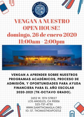 Open House 2020 - SPA